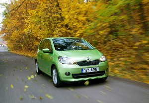 New Skoda Citigo review