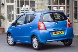 New Suzuki Alto review