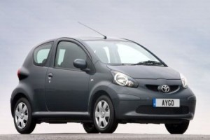 New Toyota Aygo review