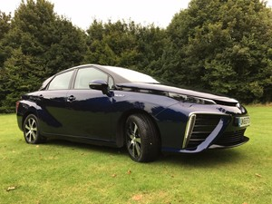 New Toyota Mirai review