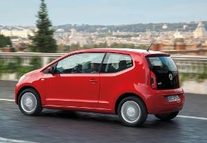 New Volkswagen Up! review