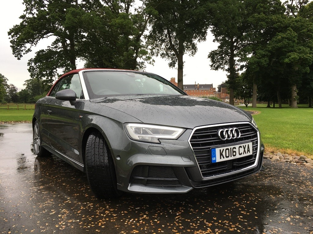 New Audi A3 review