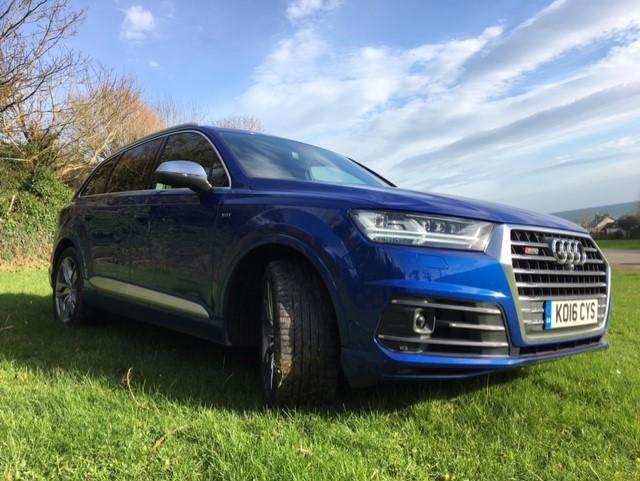 New Audi SQ7 review