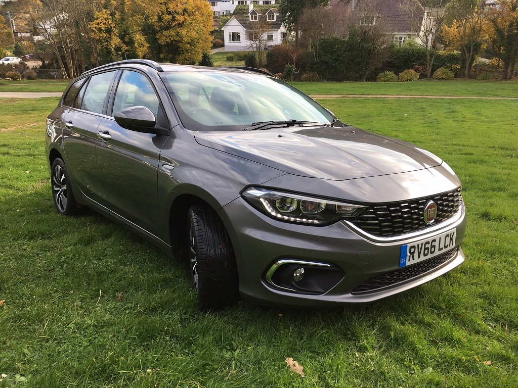 New Fiat Tipo review