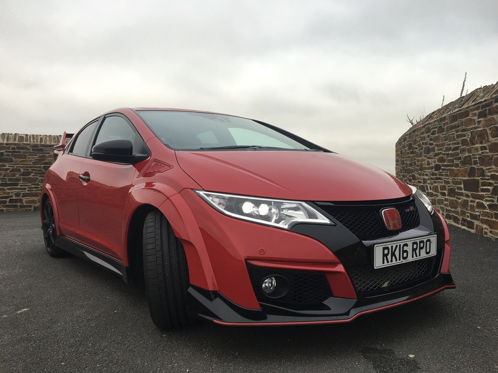 New Honda Civic Type-R review