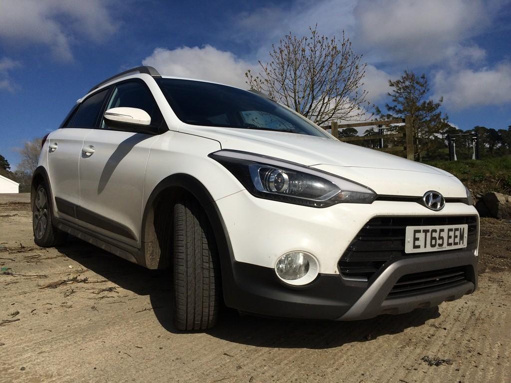 New Hyundai i20 Active review
