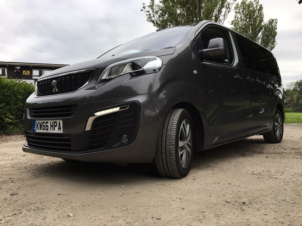 New Peugeot Traveller review