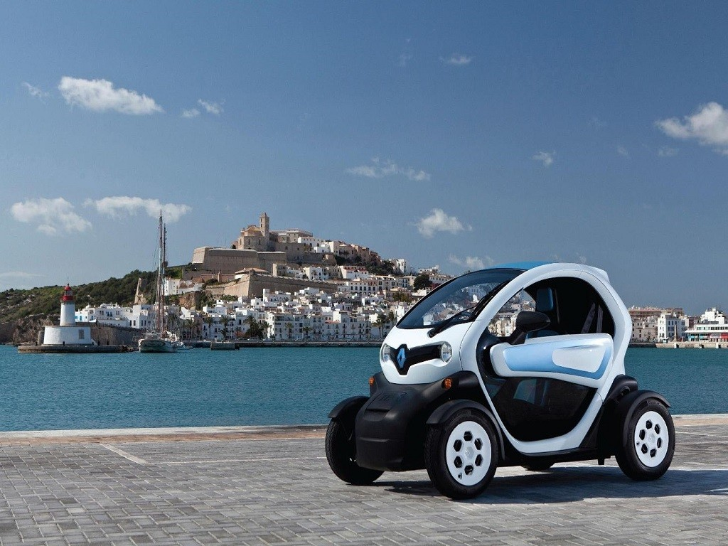New Renault Twizy review