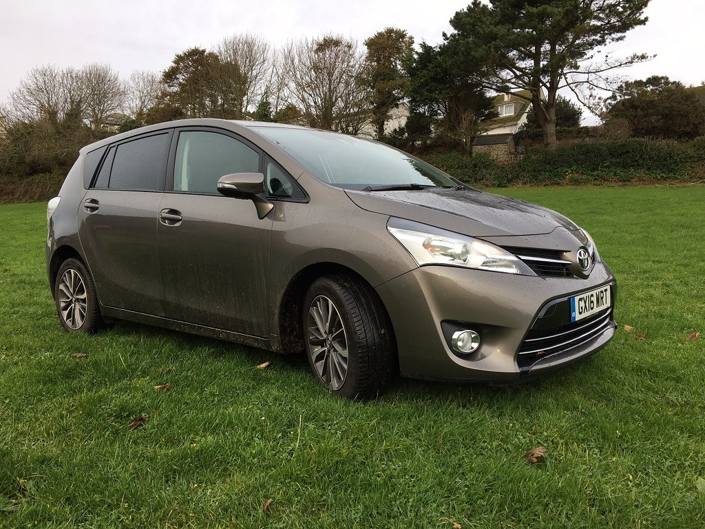 New Toyota Verso review