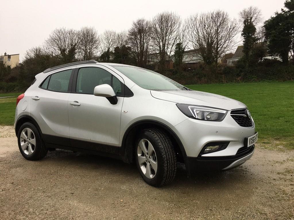 New Vauxhall Mokka X review