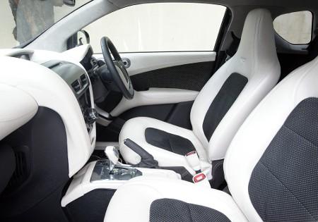 New Aston Martin Cygnet review