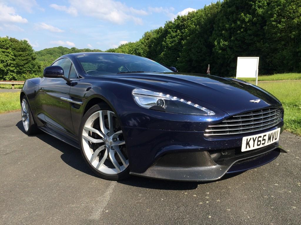 New Aston Martin Vanquish review