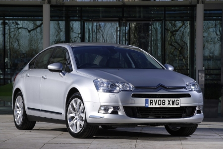 New Citroen C5 review