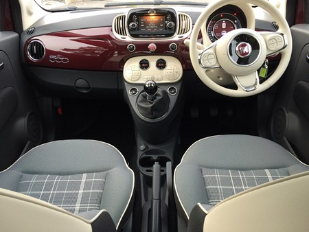 New Fiat 500 review