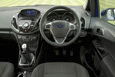 New Ford B-Max review
