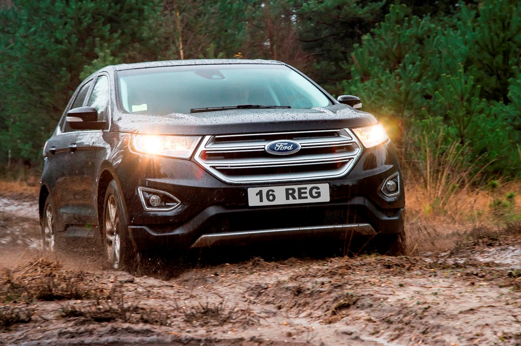 New Ford Edge review