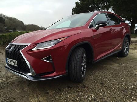 New Lexus RX review
