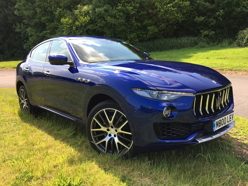 New Maserati Levante review