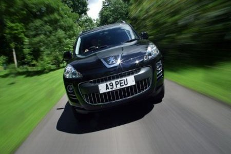 New Peugeot 4007 review