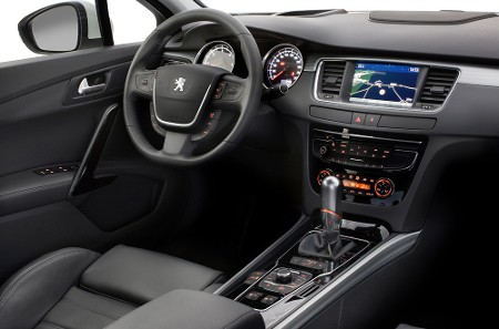 New Peugeot 508 review