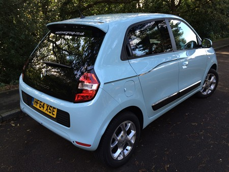 New Renault Twingo review