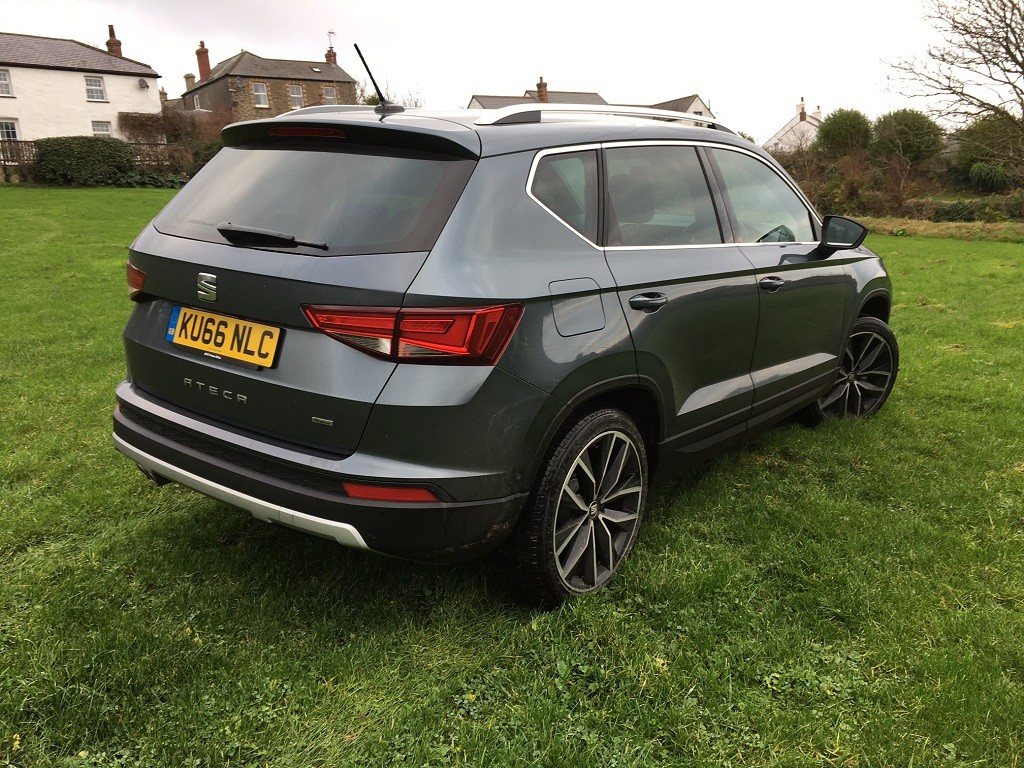 Seat Ateca Review Read Seat Ateca Reviews