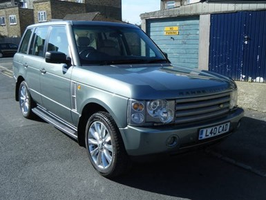 Land Rover Range Rover TDV6 Vogue Estate 2005 - Image 1
