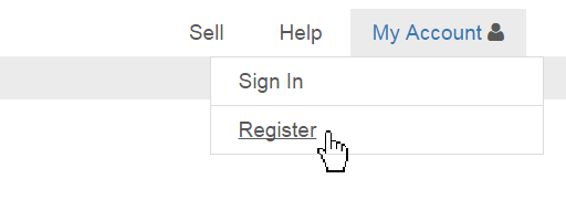 how to register screen.