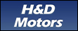 Logo of H&D Motors