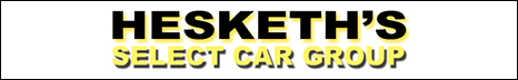Heskeths Select Car Group