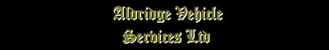 Aldridge Vehicle Services Ltd