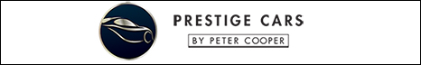Prestige Cars by Peter Cooper