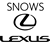 Logo of Snows Lexus Hedge End