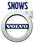 Logo of Snows Volvo Southampton