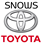 Logo of Snows TOYOTA Honiton