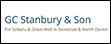 Logo of G C Stanbury And Son
