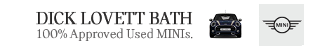 Dick Lovett Bath Mini