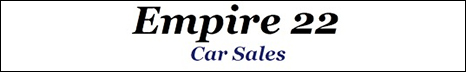 Empire22 Car Sales
