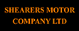 Logo of Shearer's Motor Company Ltd
