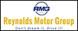 Logo of Reynolds Motor Group