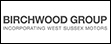 Logo of Birchwood Eastbourne Ford