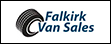 Logo of Falkirk Van Sales