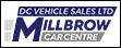 Logo of DC Vehicle Sales Ltd
