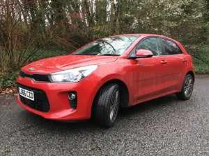 New Kia Rio review